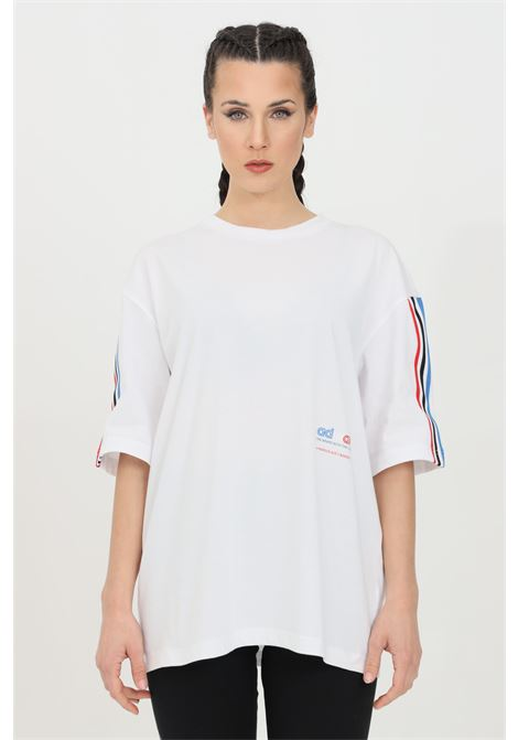T-shirt adicolor tricolor over ADIDAS | T-shirt | GN2870.