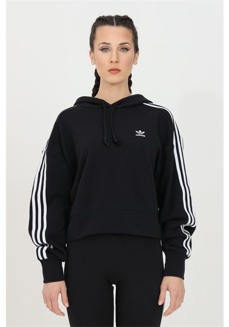 Sweatshirt adicolor classic crop with hood ADIDAS | Sweatshirt | GN2890.