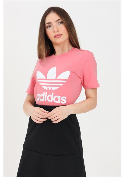 T-shirt donna rosa adidas adicolor classic trefoil ADIDAS | T-shirt | GN2907.