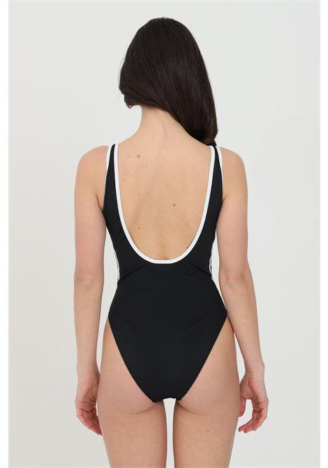Costume intero adicolor classics primeblue donna nero adidas ADIDAS | Beachwear | GN2920.