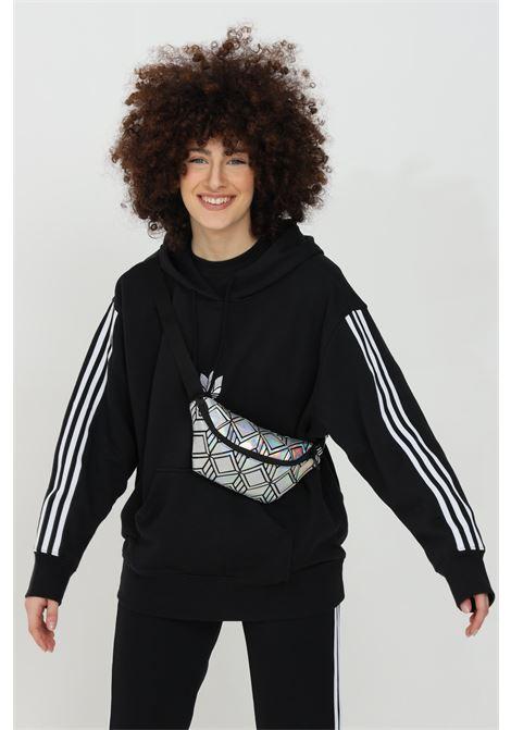 Felpa hoodie loungewear adicolor 3d trefoil over ADIDAS | Felpe | GN2931.