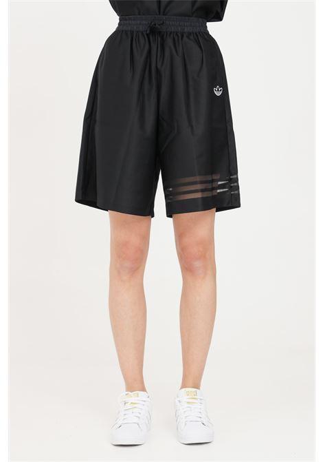 Shorts originals donna nero adidas sport ADIDAS | Shorts | GN3257.