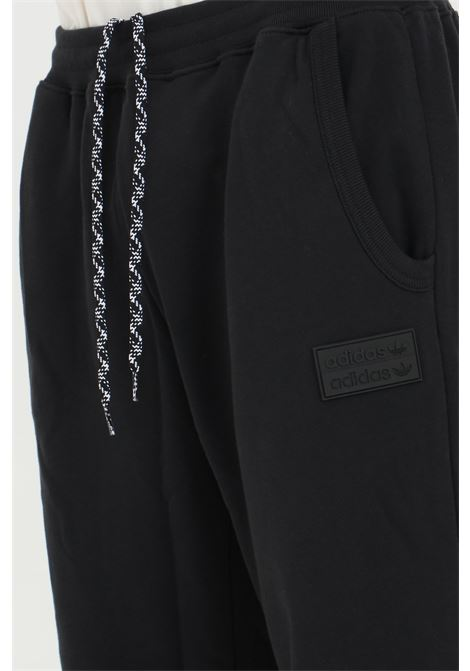 Pantaloni double linear badge con patch in silicone ADIDAS | Pantaloni | GN3304.