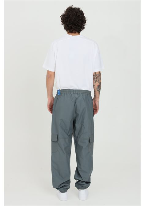 Grey trousers, track RYV. Brand: Adidas ADIDAS | Pants | GN3325.