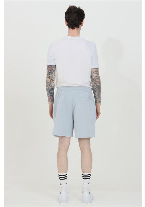 Shorts adicolor premium uomo azzurro adidas sport ADIDAS | Shorts | GN3365.