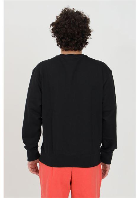 Black sweatshirt, unisex model. Brand: Adidas ADIDAS | Sweatshirt | GN3374.