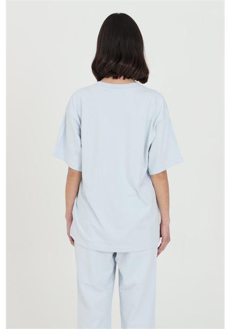 Blue unisex t-shirt, premium tee. Brand: Adidas ADIDAS | T-shirt | GN3378.