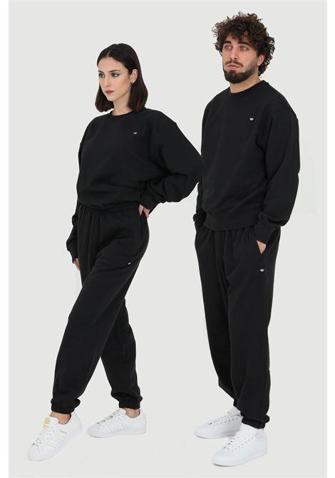 Black trousers, unisex model. Adicolor premium. Brand: Adidas ADIDAS | Pants | GN3379.