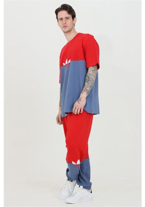 Trousers Adicolor cliced trefoil colorblock ADIDAS | Pants | GN3444.
