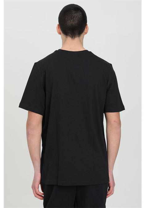 Black men's adicolor classic trefoil t-shirt short sleeve adidas ADIDAS   T-shirt   GN3462.