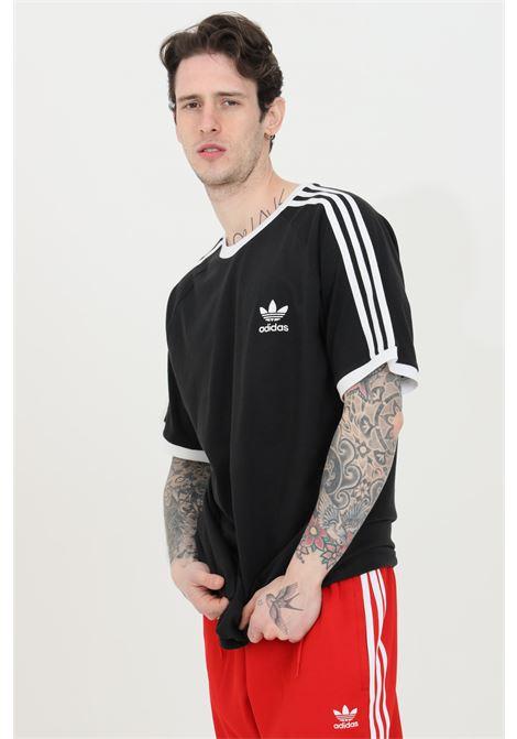 T-shirt adicolor classics 3-stripes girocollo ADIDAS | T-shirt | GN3495.