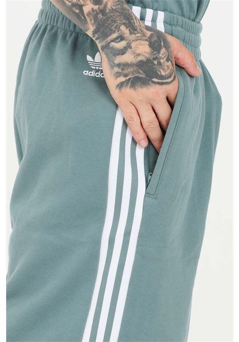 Shorts uomo smeraldo adidas sport tasche laterali con zip ADIDAS | Shorts | GN3591.