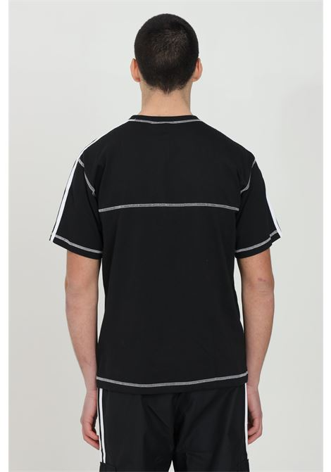 T-shirt uomo nero adidas a manica corta ADIDAS | T-shirt | GN3886.