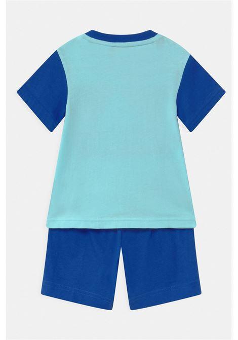 Completino neonato blu adidas ADIDAS | Completini | GN3928.