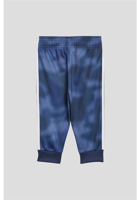 Tuta track suit allover print camo sst neonato blu adidas ADIDAS | Tute | GN4112.
