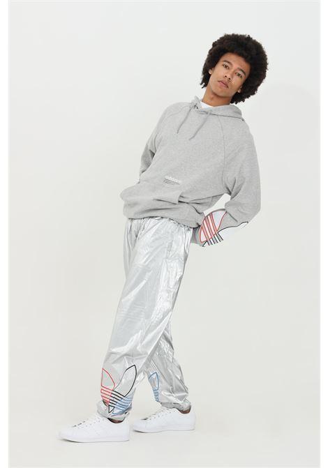 Adicolous tricolor trousers with elastic waist.   ADIDAS | Pants | GN4213.