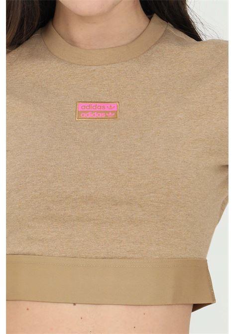 Cropped R.Y.V. t-shirt ADIDAS | T-shirt | GN4327.