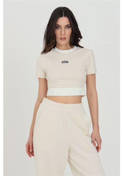 Cropped R.Y.V. t-shirt ADIDAS | T-shirt | GN4346.