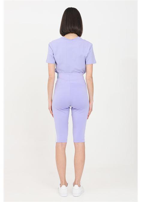Shorts donna lilla adidas sport a vita alta ADIDAS | Shorts | GN4440.