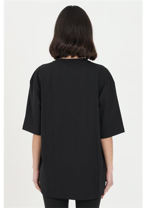 Adidas crewneck women's black t-shirt ADIDAS | T-shirt | GN4784.