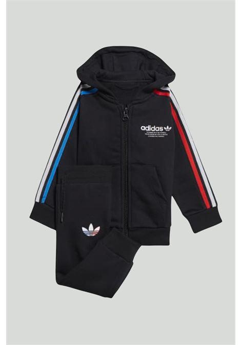 Tuta adicolor full-zip hoodie ADIDAS | Tute | GN7418.