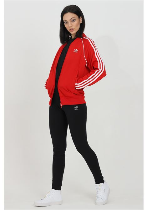 Solid leggings with high waist ADIDAS | Leggings | GN8271.