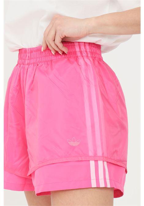 Shorts donna fucsia adidas sport ADIDAS | Shorts | GP0087.
