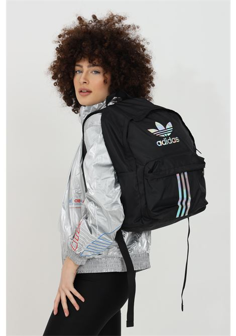 Grey adicolor tricolor metallic japona wind jacket adidas ADIDAS | Jacket | GT8434.
