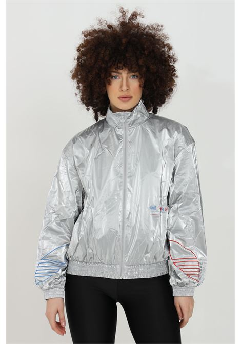 Jacket adicolor tricolor metallic japona ADIDAS | Jacket | GT8434.