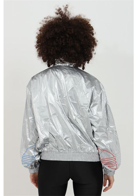 Jacket adicolor tricolor metallic japona ADIDAS | Giubbotti | GT8434.