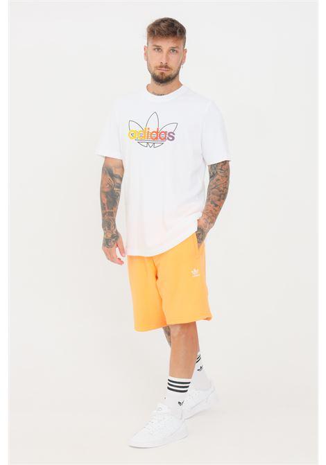Orange men's shorts adidas ADIDAS | Shorts | H39976.
