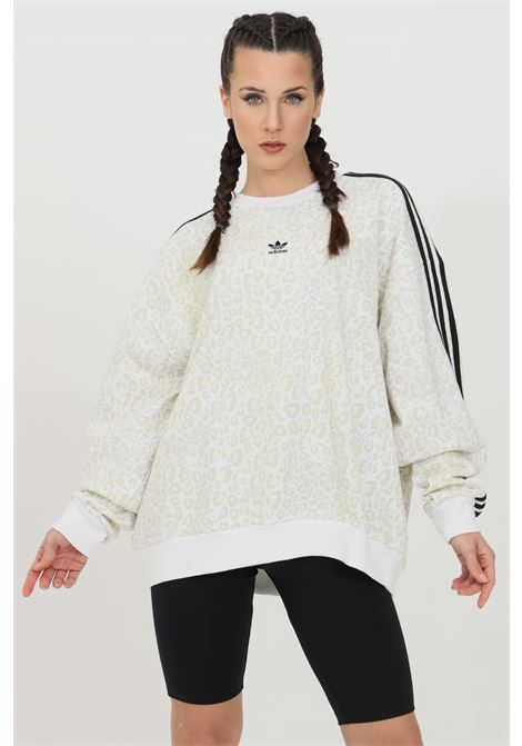 Animalier crew sweatshirt ADIDAS | Sweatshirt | HB4764.