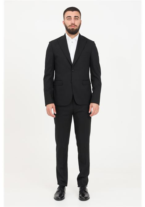 Black men's dress alessandro dell'acqua ALESSANDRO DELL'ACQUA | Dress | AD5079-A0226E80