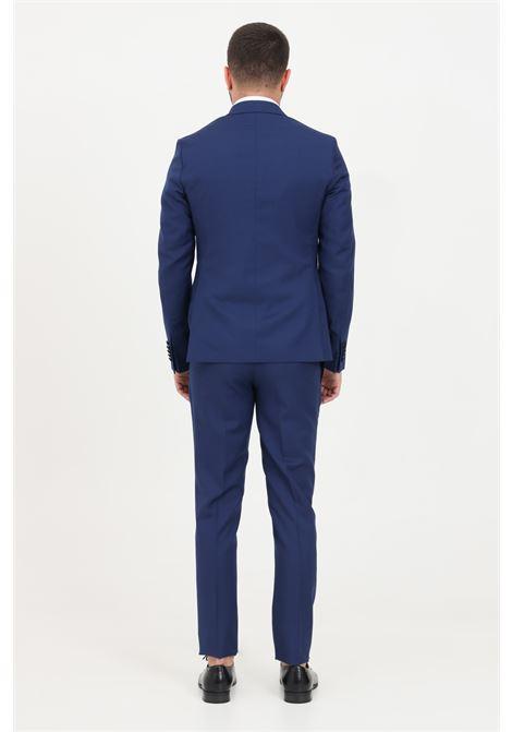 Men's wool dress alessandro dell'acqua ALESSANDRO DELL'ACQUA | Dress | AD5079BRS-T234151