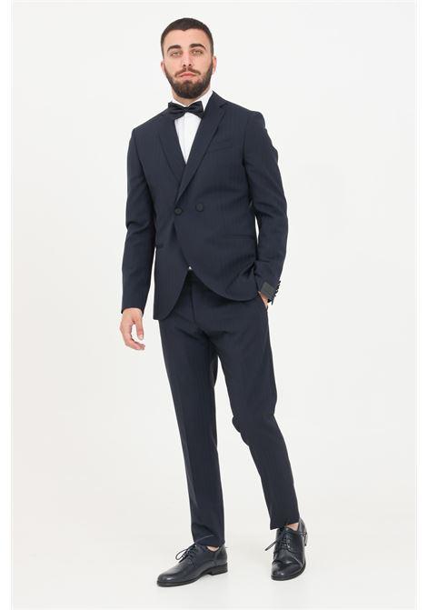 Blue men's dress alessandro dell'acqua ALESSANDRO DELL'ACQUA | Dress | AD5120R-A0225R50