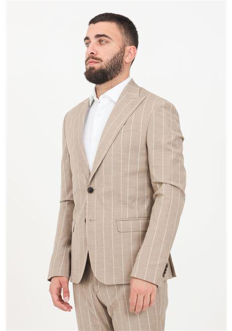 Beige men's dress alessandro dell'acqua ALESSANDRO DELL'ACQUA | Dress | AD5339-A0216ER62