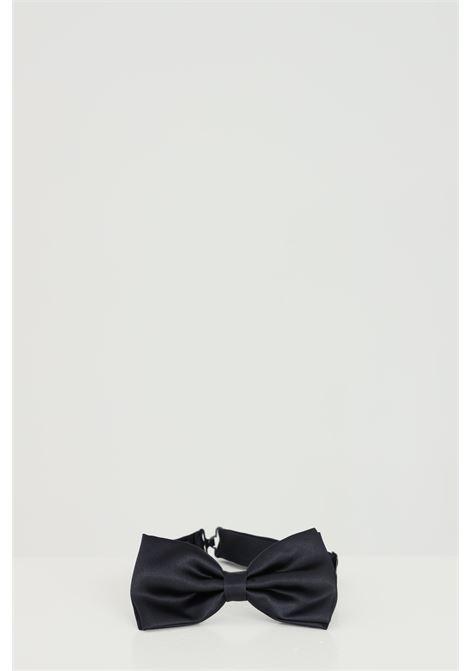 Blue bow tie. Brand: Alessandro Dell'Acqua ALESSANDRO DELL'ACQUA | Tie | Bow tie | AD9724/T239750N