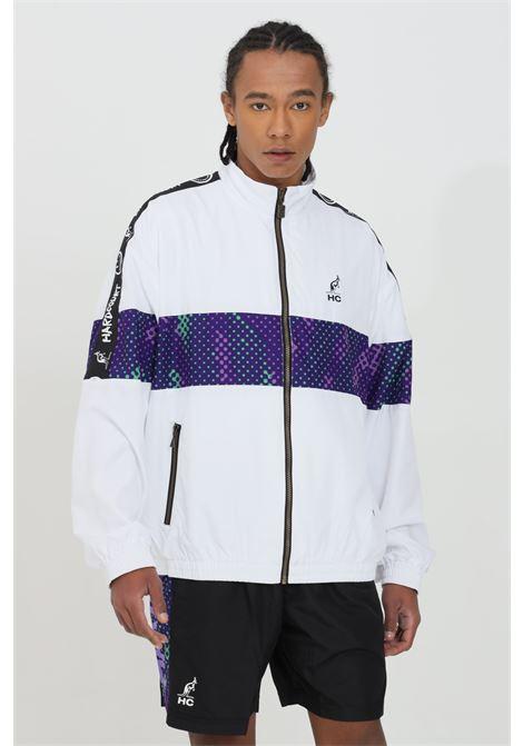 Wind jacket with zip and polka dot print AUSTRALIAN | Jacket | HCUGC0008002