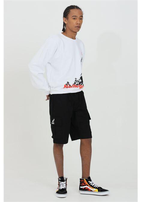 Shorts con molla in vita a tinta unita AUSTRALIAN | Shorts | HCUSH0002003