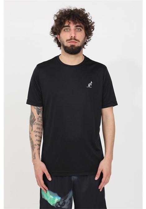 Black t-shirt australian AUSTRALIAN | T-shirt | SPUTS0001260