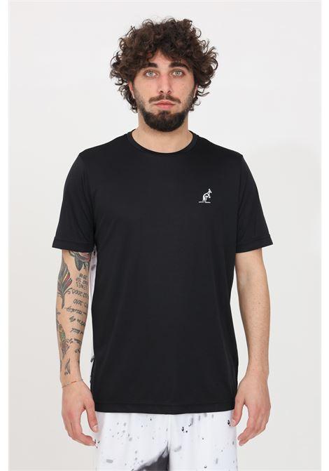 T-shirt uomo nero australian a manica corta AUSTRALIAN | T-shirt | SPUTS0001280