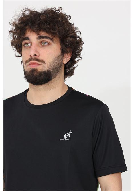 Black t-shirt australian AUSTRALIAN | T-shirt | SPUTS0001499