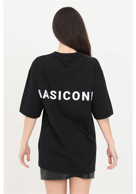 T-shirt unisex nero basic one a manica corta BASIC ONE | T-shirt | BSC1T1NERO