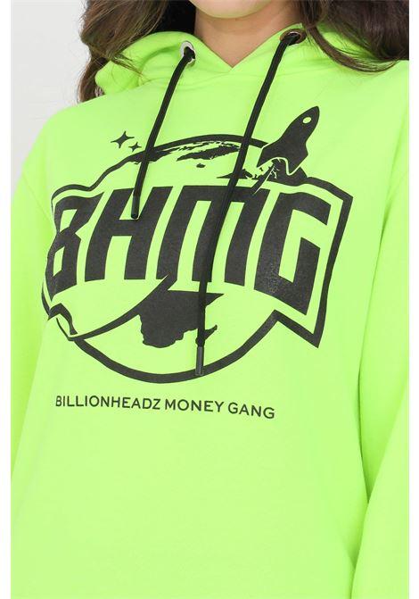 Green hoodie bhmg BHMG | Sweatshirt | 028322110