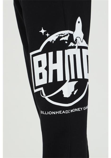 Black trousers  with elastic waist.Bhgm BHMG | Pants | 028330110