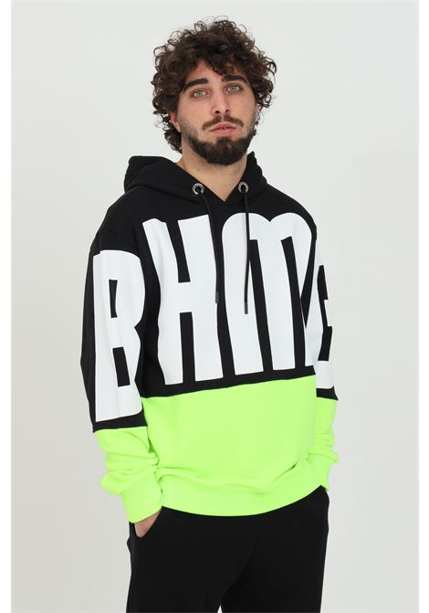 Yellow hoodie. Brand: Bhmg BHMG | Sweatshirt | 029044110/28