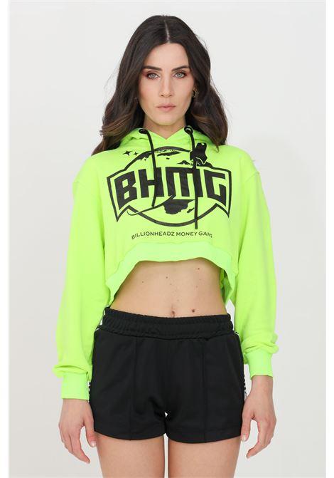 Green hoodie bhmg BHMG | Sweatshirt | 029121110