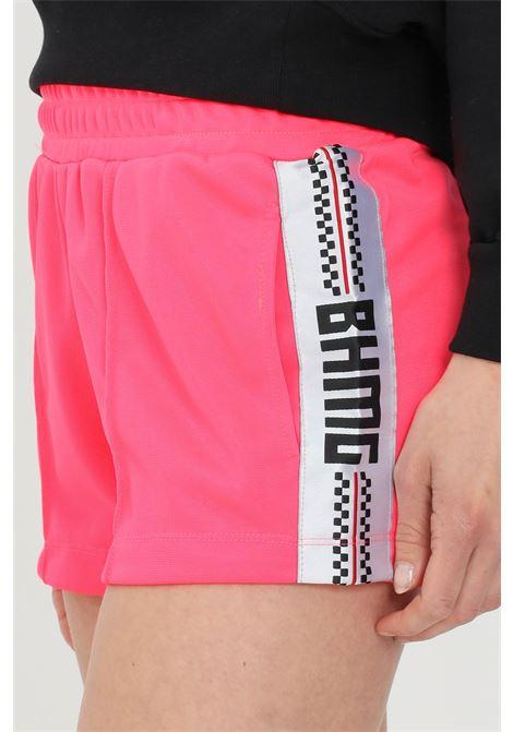 Shorts donna fucsia bhgm casual BHMG | Shorts | 029125134