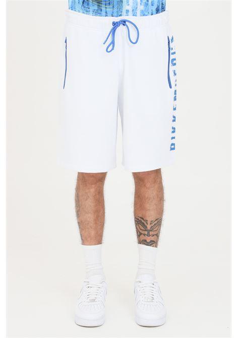Shorts uomo bianco bikkembergs casual BIKKEMBERGS | Shorts | C118901M3875A00