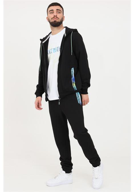 Black casual sweatpants. Bikkembergs BIKKEMBERGS | Pants | C119080M3875C74